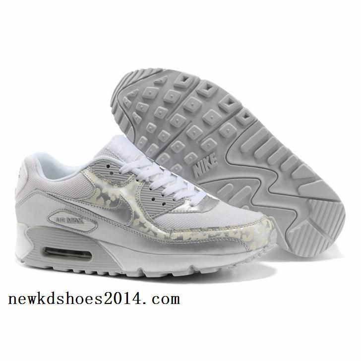 67dbdd0a61a1 Leather 2013 Mens Air Max 90 Mens Shoes White Silver Outlet Online nike air  max 87 tumblr