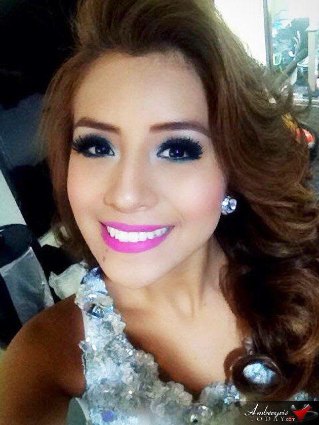 AmbergrisToday.com | Miss El Salvador Costa Maya Pageant Contestant Genesis Margarita Fuentes Bolaños