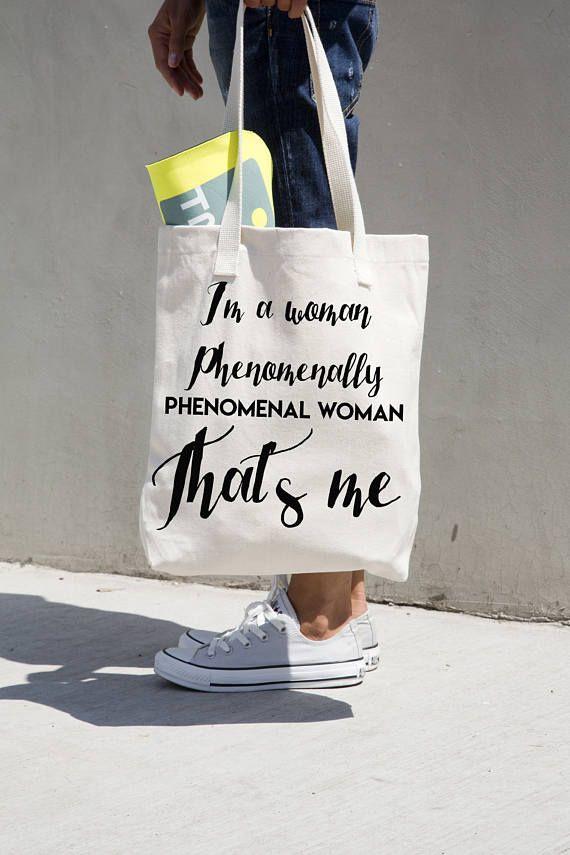 Equality Book Bag Reusable Grocery Bag Feminism Canvas Tote Bag Feminist Tote Bag