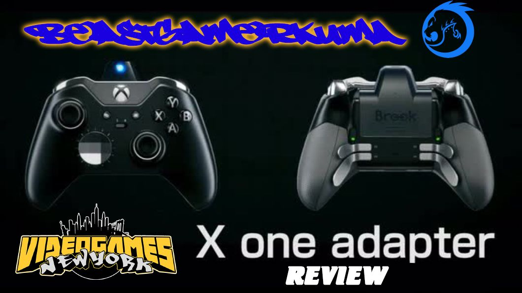 Beastly review x one adapter xbox one system adapter