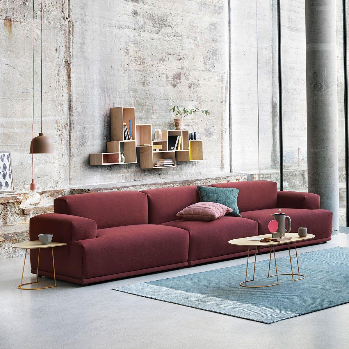 Visu Lounge Chair Grå Muuto 2ROM