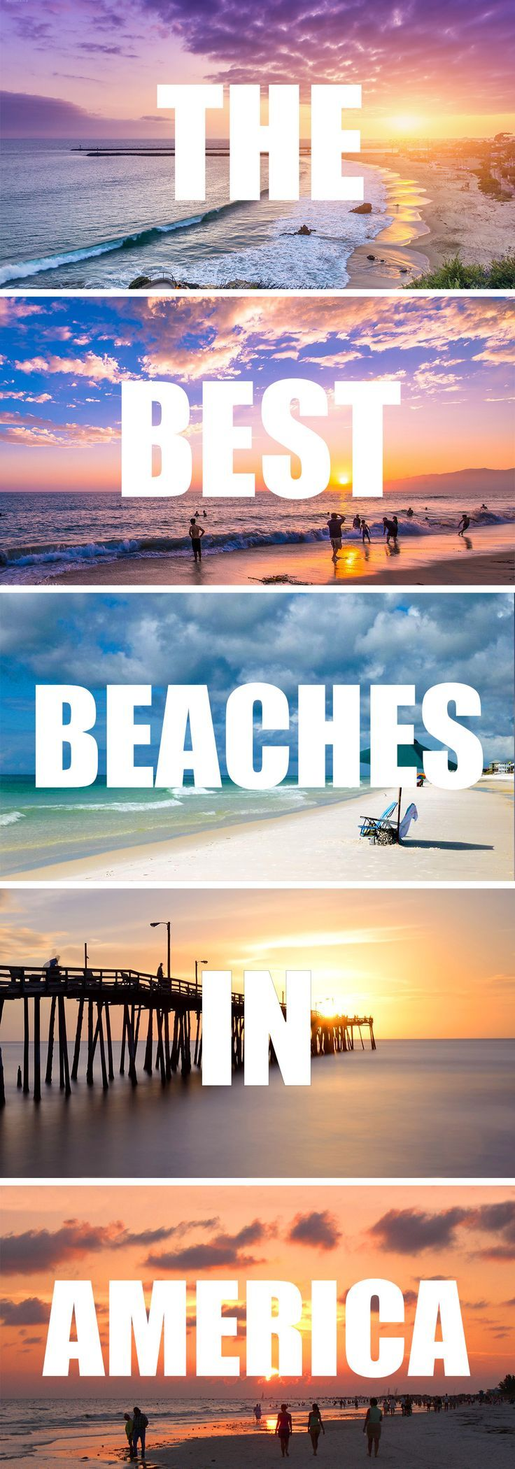 20 Best Beaches In The U.S. [Pictures U0026 Practical Tips]