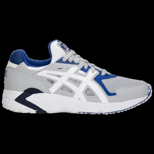 ASICS® GEL-DS Trainer Active Performance Laufschuhe – Grau / Weiß Blau