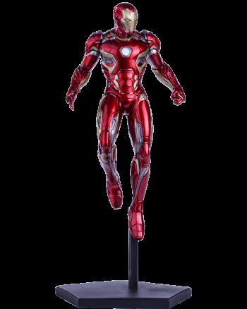 Iron Man Mark XLV - Avengers Age Of Ultron - Art Scale 1/10 Iron Studios - Liga das Coleções