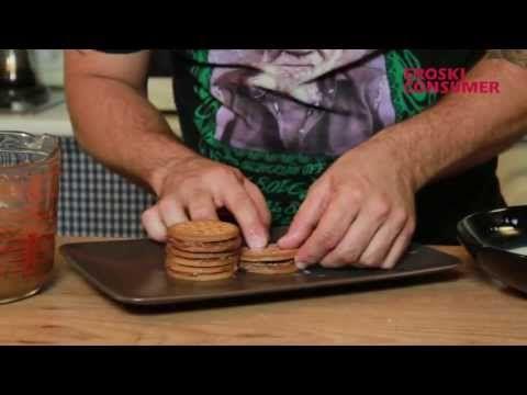 Vídeo: Tarta de chocolate y galletas | EROSKI CONSUMER