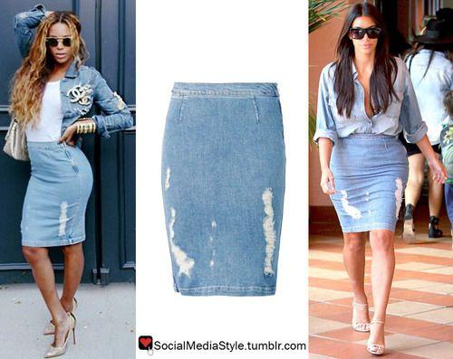 Beyonce vs Kim Kardashian: Who Wore It Better? Buy their ...