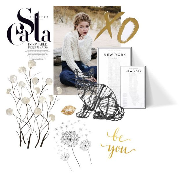 """""""Be you!"""" by nathaliabello on Polyvore featuring moda, Universal Lighting and Decor, xO Design e jcp"""