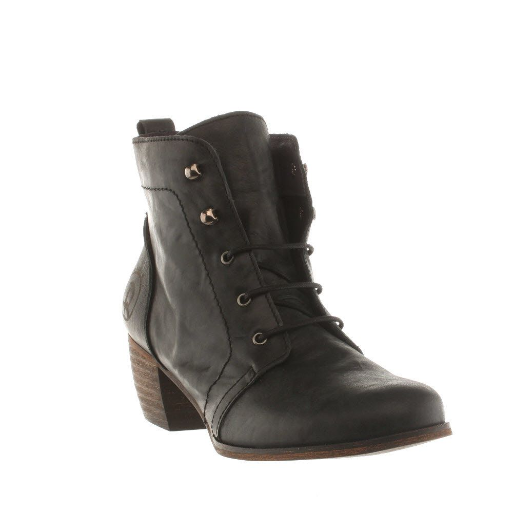 Women's Black Red Or Dead Exam Boots | schuh