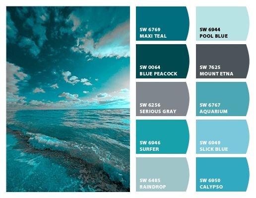 I Want To Repaint My Kitchen Walls A Color In Teal Family
