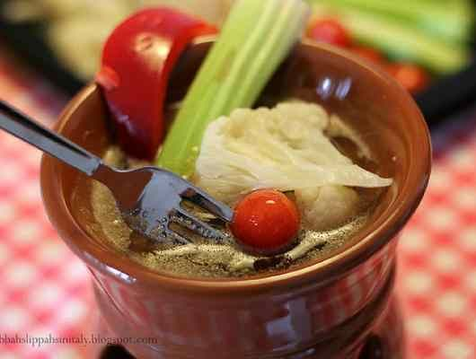 Bagna Cauda | Ingredients 3/4 cup olive oil 3/4 stick (6 tablespoons ...