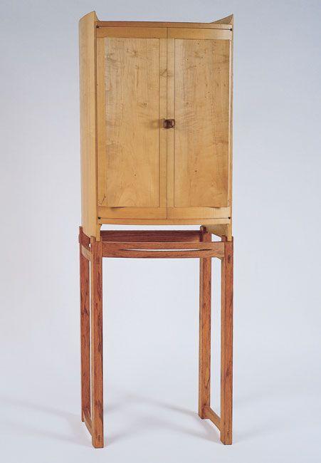 James Krenov. | Woodworking furniture, Custom wooden boxes ...