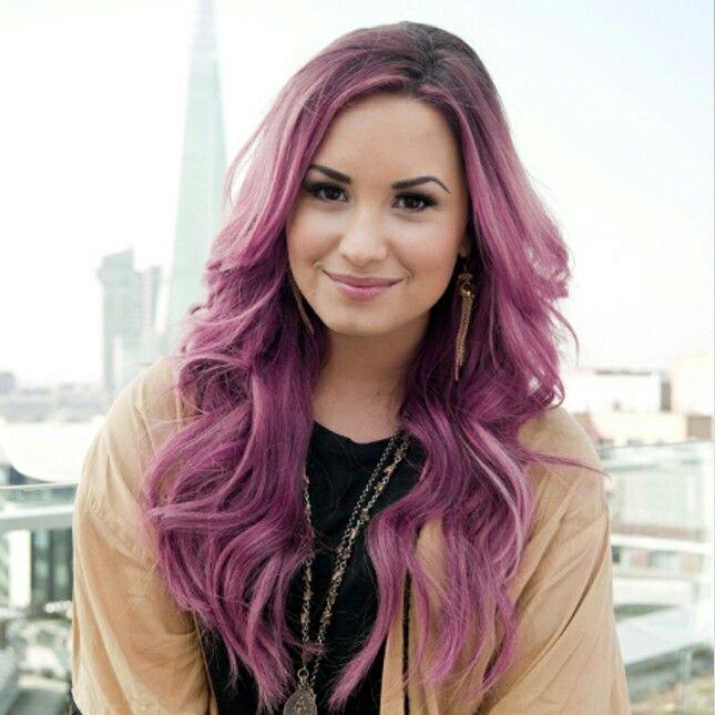 Dusky Rose pink hair | Hairstyles | Pinterest | Rose pink hair ...