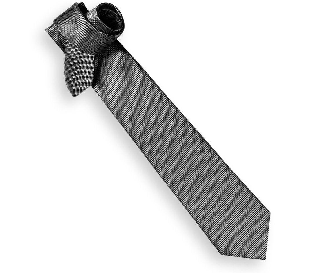 0fca1d4af8125 Cravate soie nattée grise Saint Honoré II - Vente cravate | Cool ...