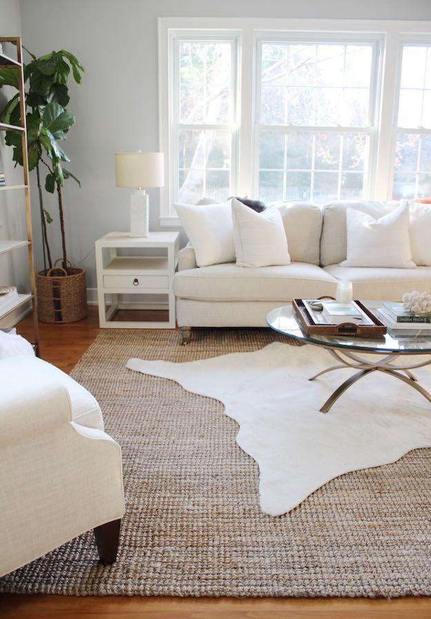 Wohnzimmer Teppiche Ideen #Wohnzimmermöbel #dekoideen ...