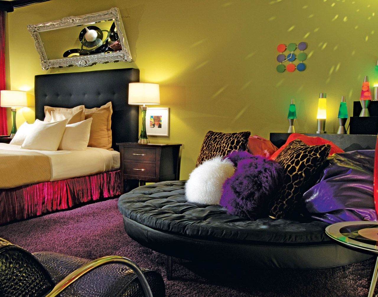Hotel Zaza Dallas Concept Suite Shagadelic With Images Best