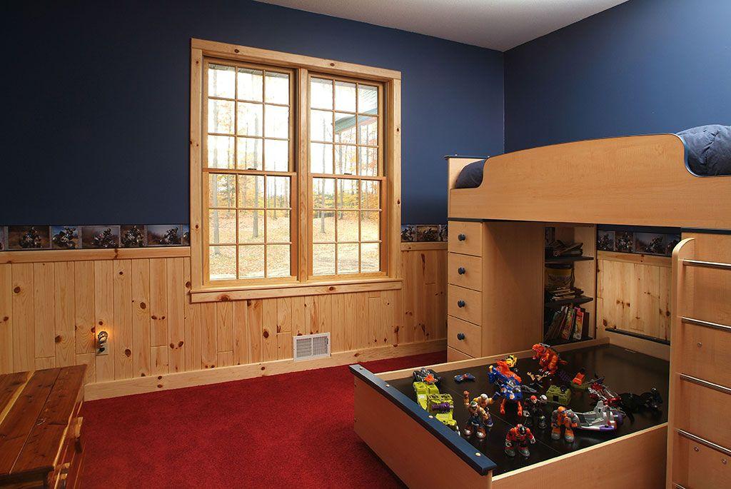 Trim And Corners Woodhaven Log Amp Lumber Children S Bedroom Waines Coating 5 Inch Pref