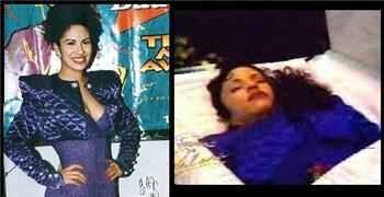 Selenas Funeral So Sad This Is The Outfit She Was Buried In