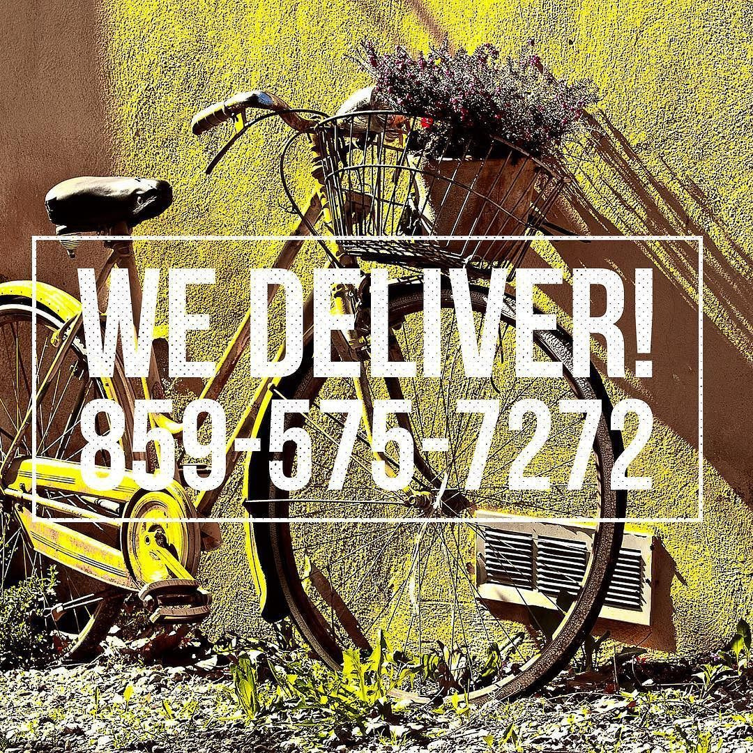 Hungry? We deliver! #theartisanrocks #notdales