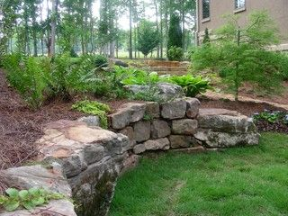 Retaining Wall Blocks Designs