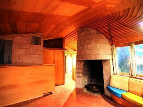 David S. Wright House, Arcadia, AZ UPDATE: Save A Frank Lloyd Wright! Sign the Petition Now! | ArchDaily
