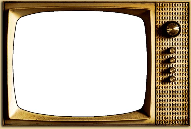 Old Television Png Image Retro Tv Vintage Tv Framed Tv