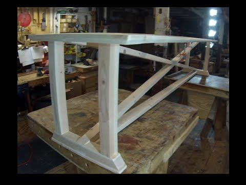 Building Table Base X12 - YouTube