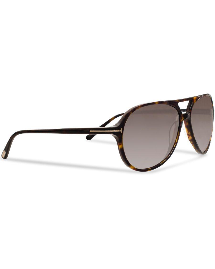 fd47bc451c6 Tom Ford FT0331 Sunglasses Havana Grey hos CareOfCarl.c