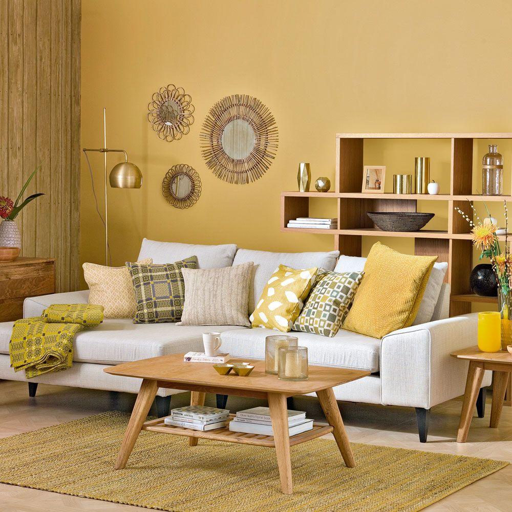 60+ Most Useful Shades Of Yellow Color For Your New Home Decor Ideas ...