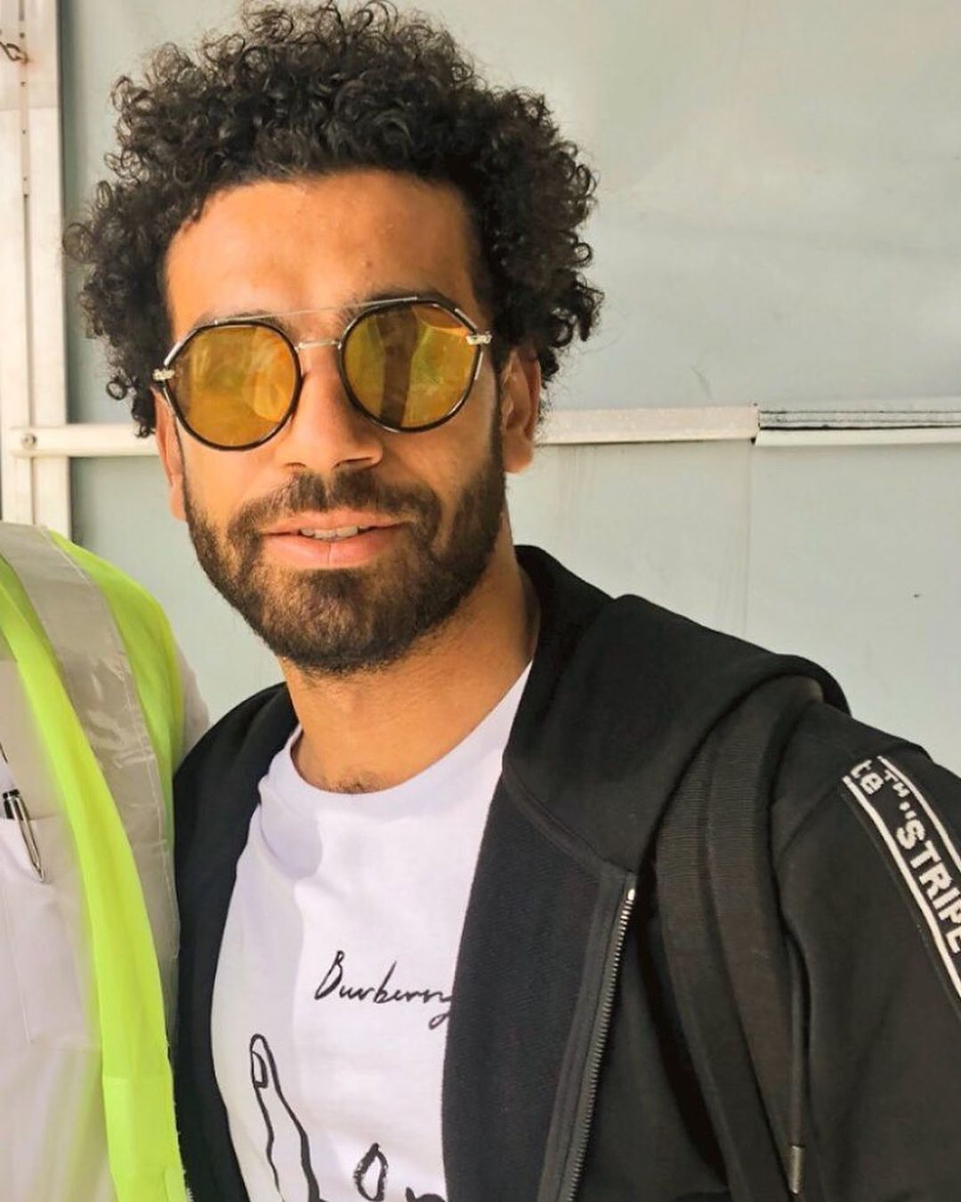 Mosalah محمد صلاح من مطار مالديف صباح اليوم Mosalahws الاخبار بتنزل في الستو Mohamed Salah Mo Salah Salah