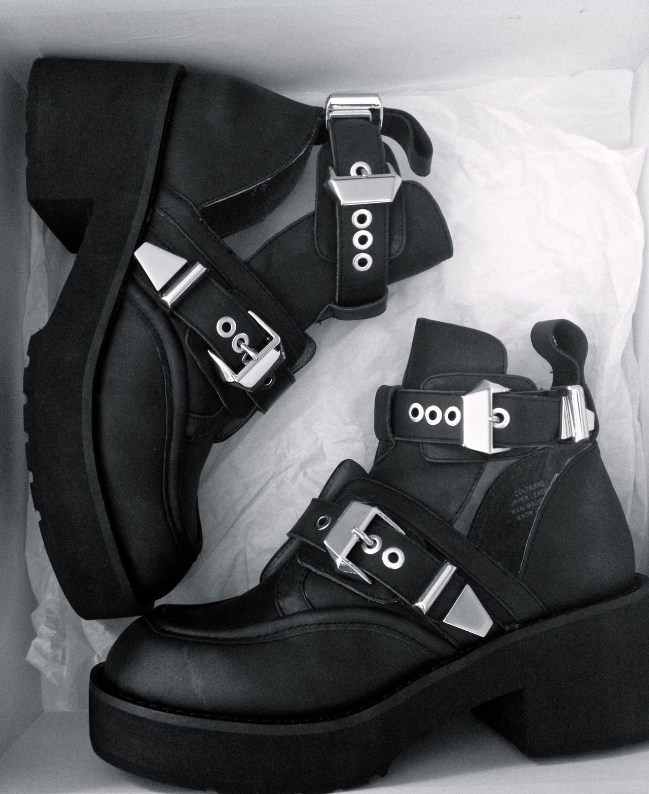 Coltrane Boots Balenciagajc Dupes