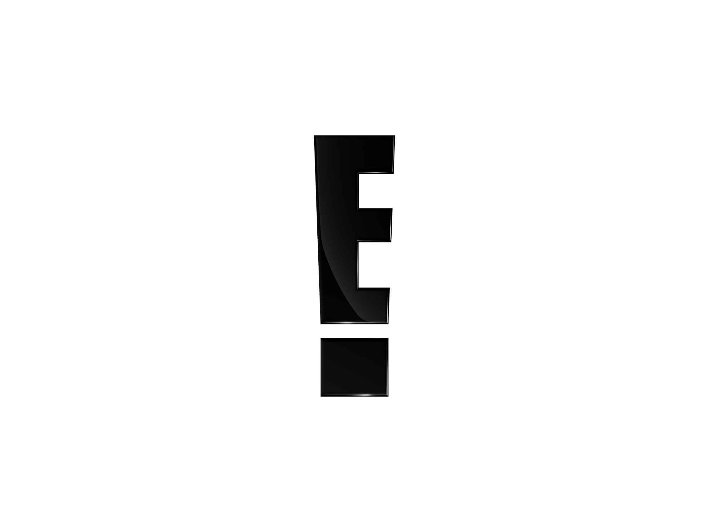 E! (E! Entertainment Television) is an American television