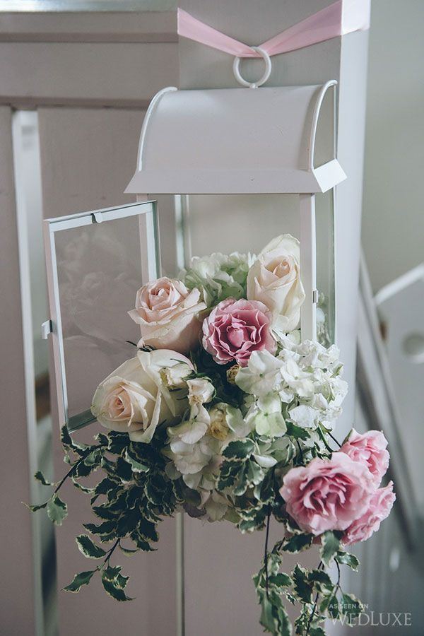 WedLuxe– Pretty-in-Pink Garden Wedding   Photography by: Mimmo & Co Follow @WedLuxe for more wedding inspiration!