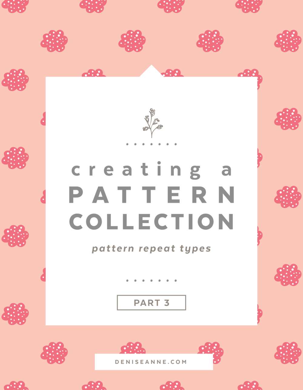 Creating A Pattern Collection Pattern Repeat Types Repeating