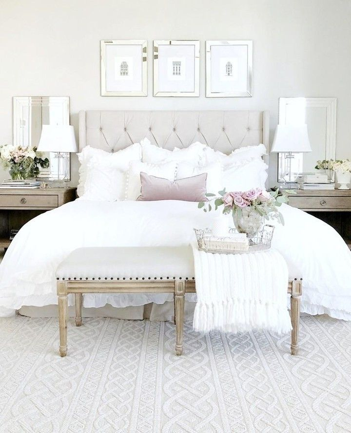 """Neutral Master Bedroom Decorating Ideas: LIKEtoKNOW.it On Instagram: """"Cozy Up Your Sweet Dream"""