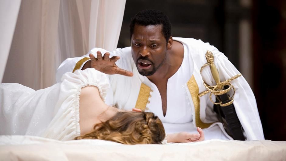 004 This reminds me of when Othello killed Desdemona because