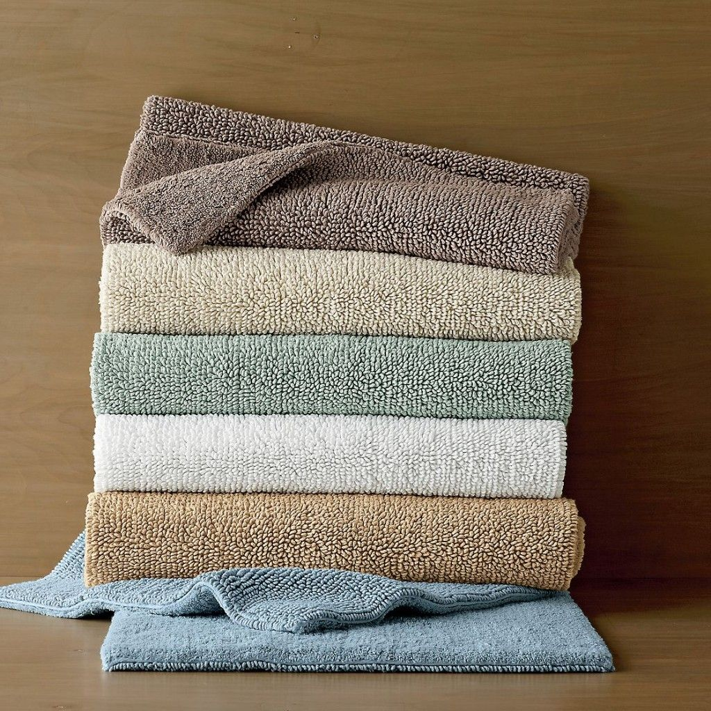 Charisma Bath Rugs With Good Quality Reversible Calssic