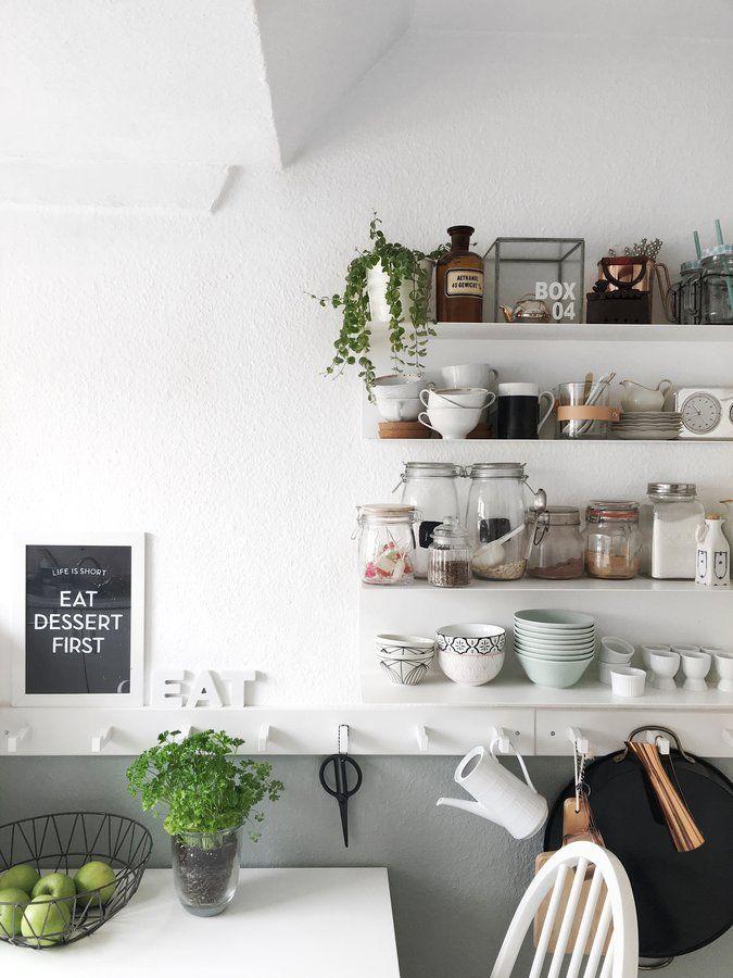 Photo of A lot of kitchen stuff