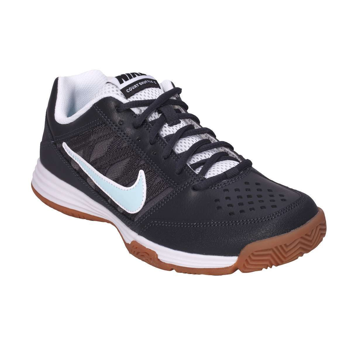 Here are a couple different versions of the Nike Court Shuttle 5 for women.  Classy women. cfaf04144