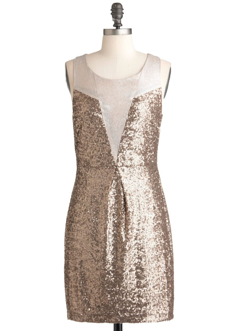 7f671605048fdf Shimmer dress - for the holidays  newyears  dress Mod Dress