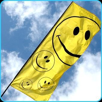 Smiley Face Banner!