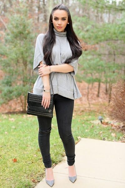 Sweater Weather! 3 Outfit Ideas!