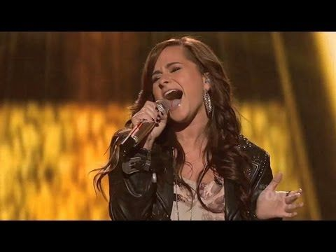 "American Idol Season 11: Skylar Laine - ""Love Sneaking up on you"" - by Bonnie Raitt"