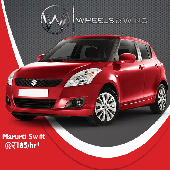 Self Drive Car Wheels and Wing Car wheels, Self