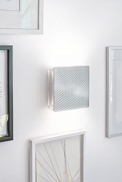 serien.lighting –APP front Honeycomb