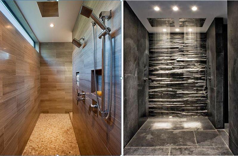 Inloopdouche Met Tegels : Inloopdouche badkamer tegels badkamer