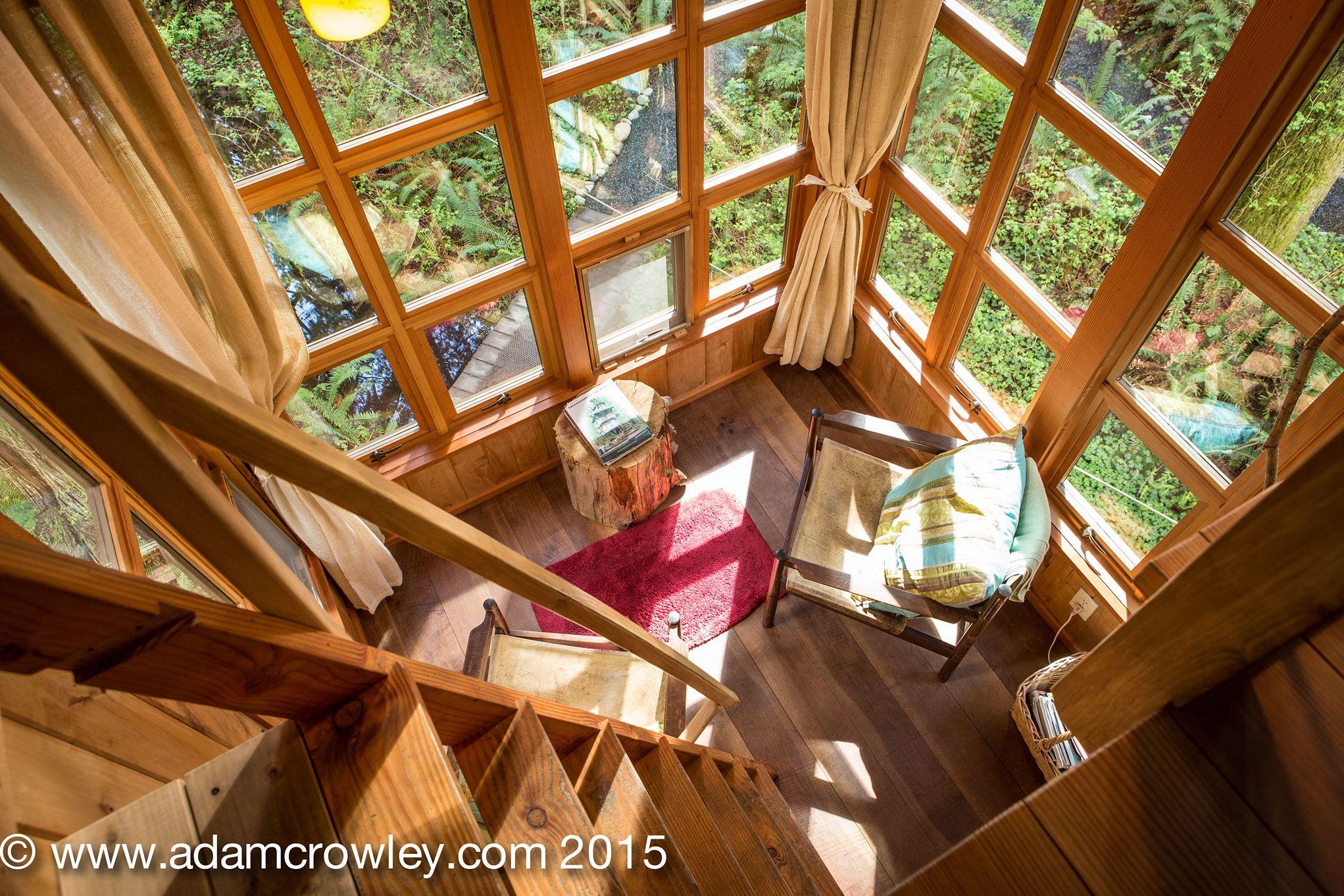 Treehouse Photos At Point In Fall City Washington