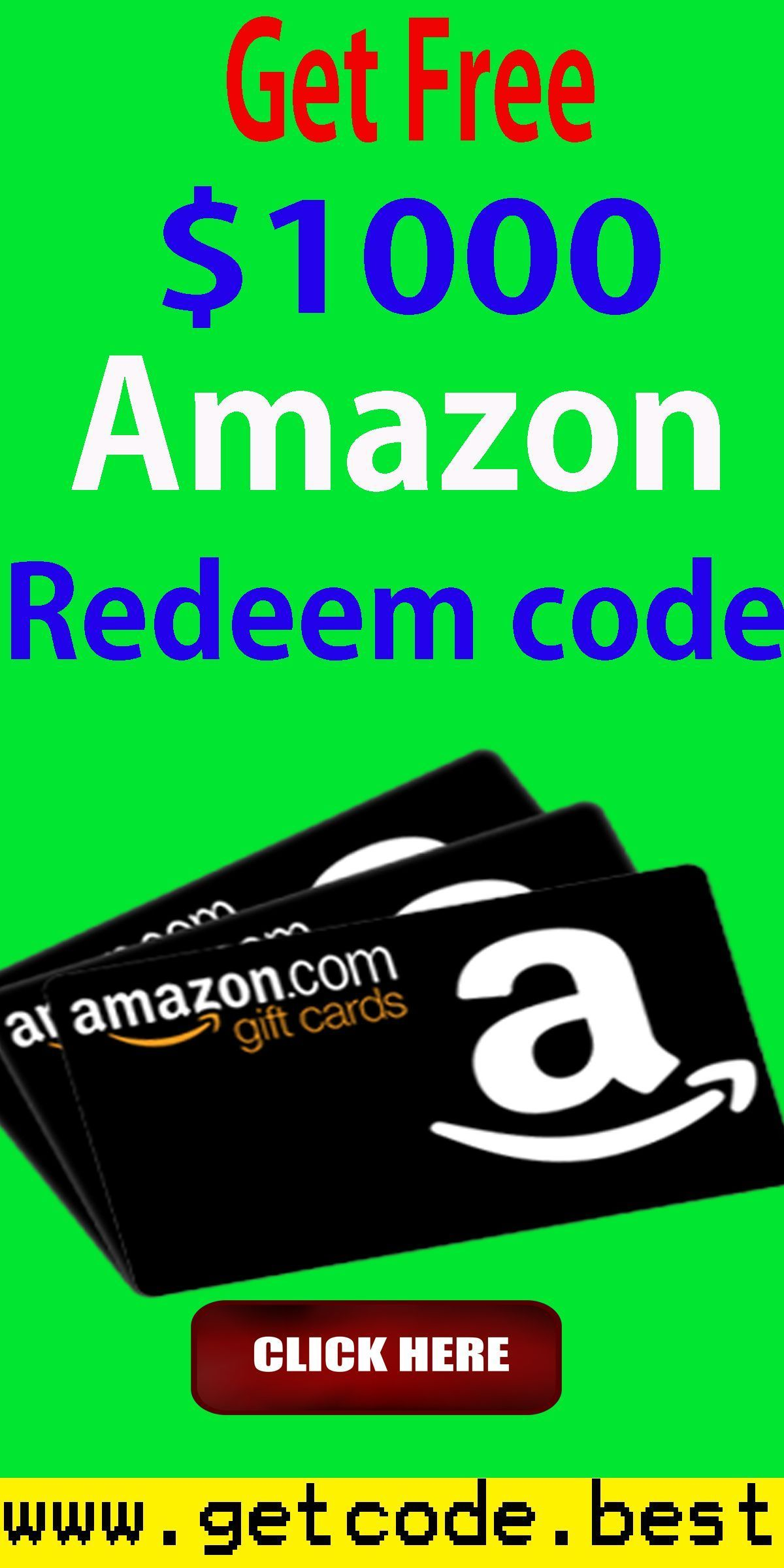 Get A 1000 Amazon Gift Card Free Get A 1000 Amazon Gift