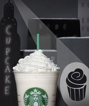 Have you tried #Starbucks Cupcake Frappuccino yet?