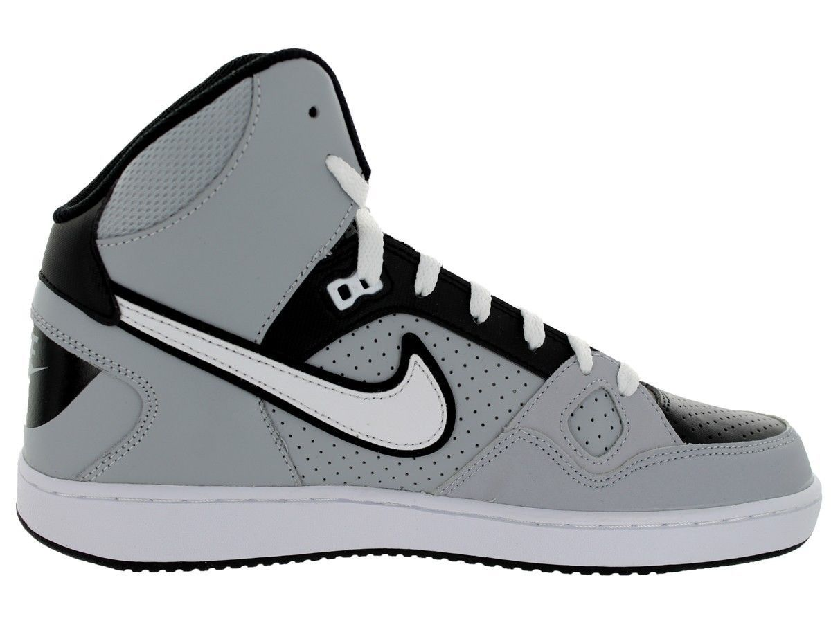 quality design 13965 e2035  76 + Free shipping Nike Men s Son of Force Size 8 US White Black Wolf Grey  705466101 Sneaker Shoes   eBay