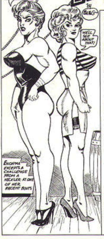 """Who's the best? - Illustration by Gene Bilbrew - Board """"Art - Gene Bilbrew"""" -"""